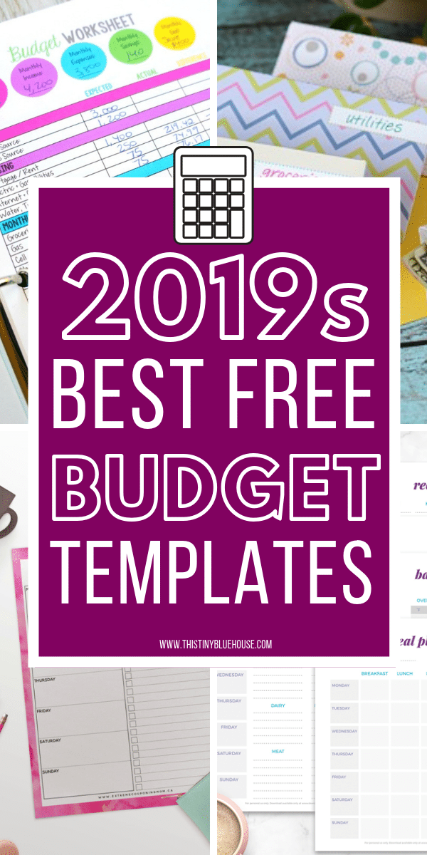 graphic relating to Free Budget Planner Printables known as 20 Totally free Spending plan Printables On your own Have to have In direction of Seek the services of In just 2019 - This
