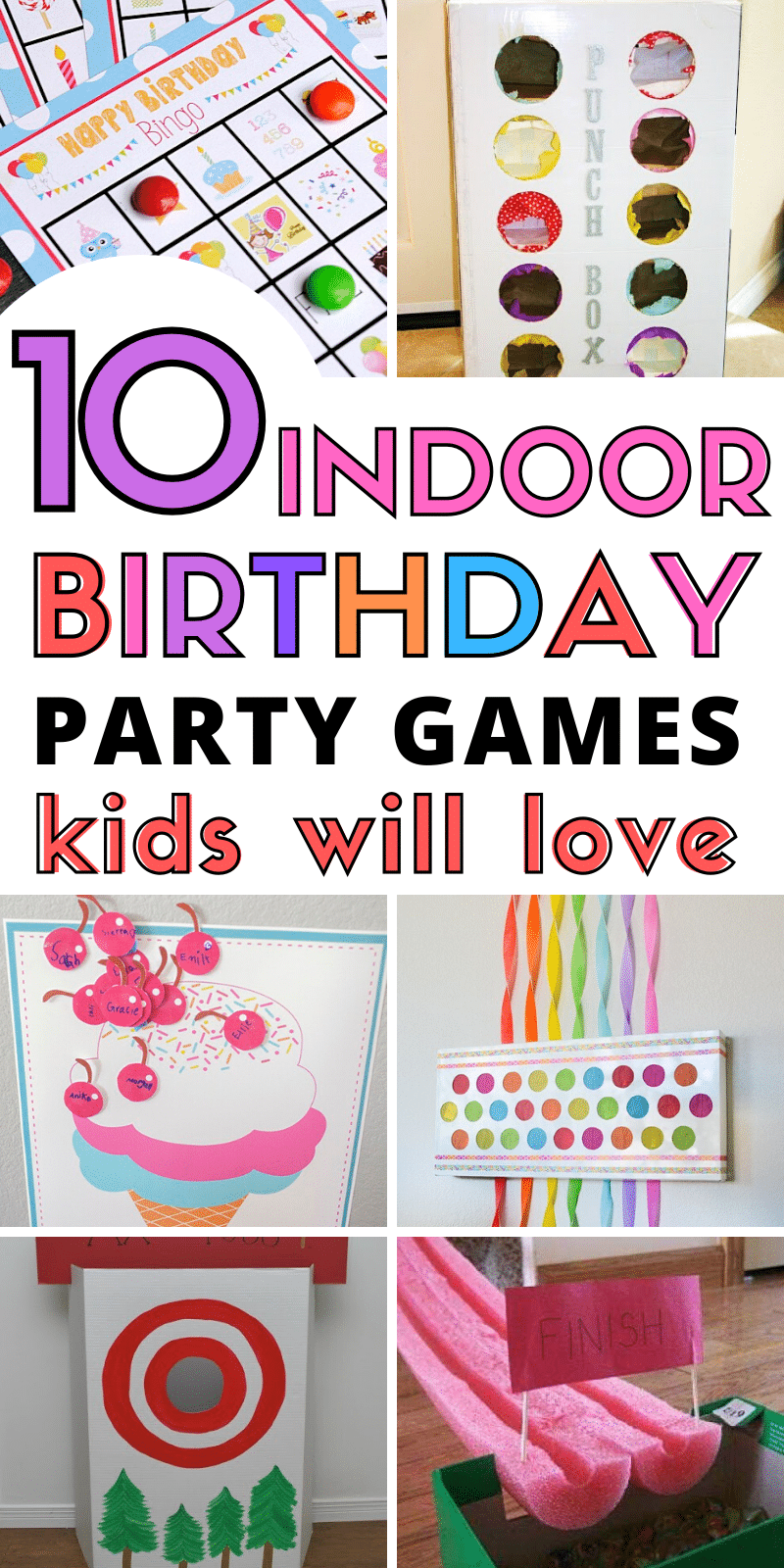 10 Indoor Birthday Party Games Kids Will Love This Tiny Blue House