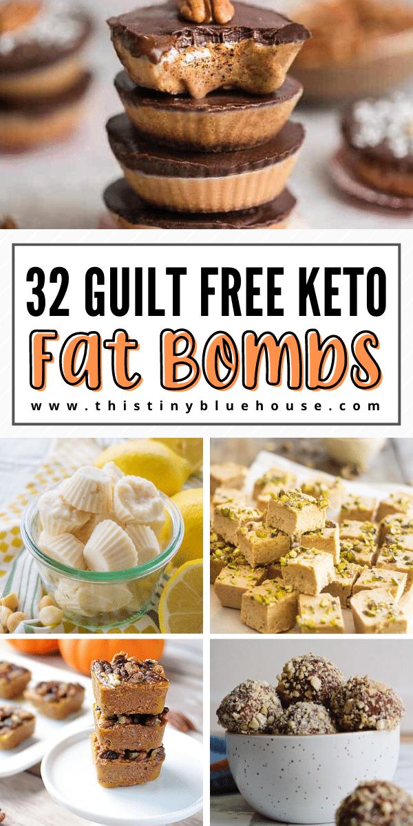 32 Craving Busting Keto Fat Bomb Recipes