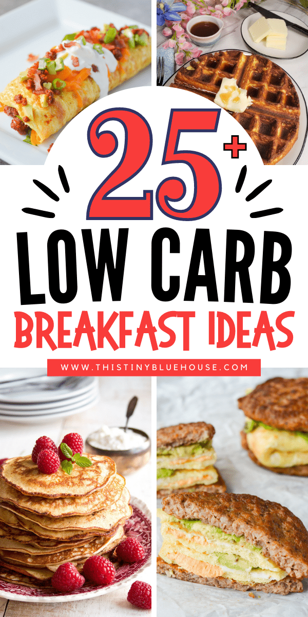 20 Low Carb Keto Breakfast Ideas