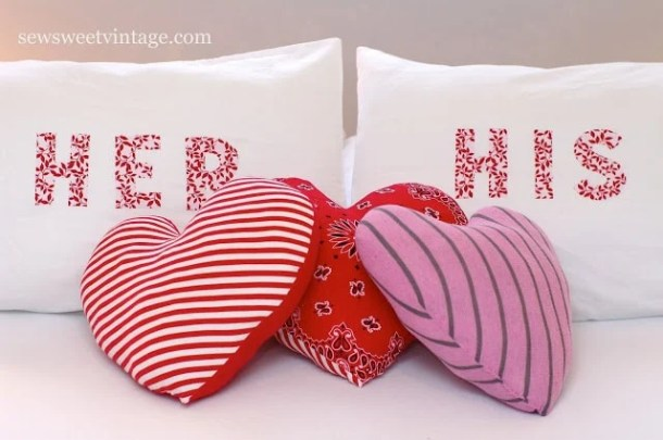 20 Sweet and Simple DIY Valentine's Day Decorations