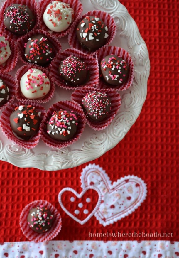 Valentine's Day Prep: 15 DIY Truffle Recipes (Part 2)