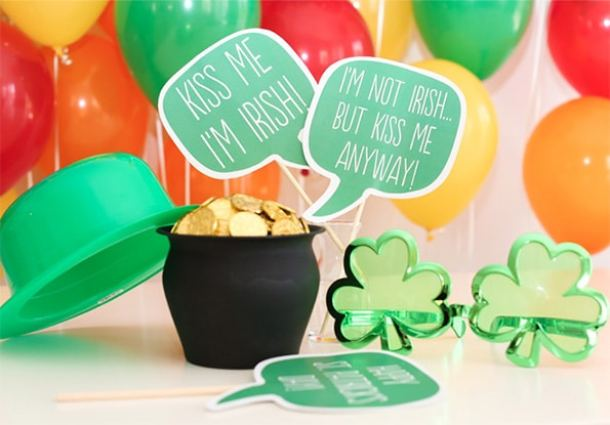15 Easy DIY Ideas for St. Patricks Day