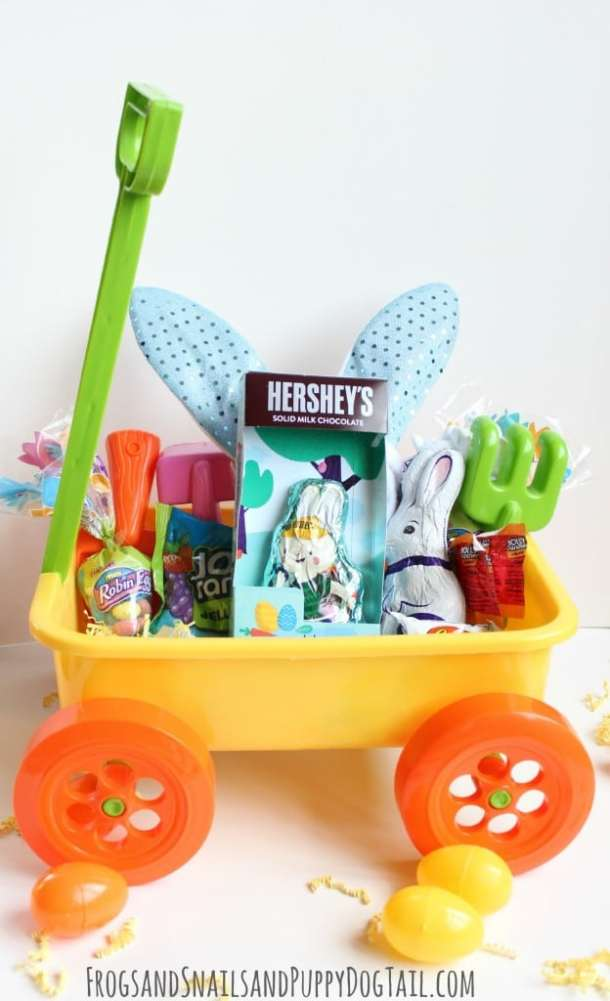 15 Cute Homemade Easter Basket Ideas (Part 1)