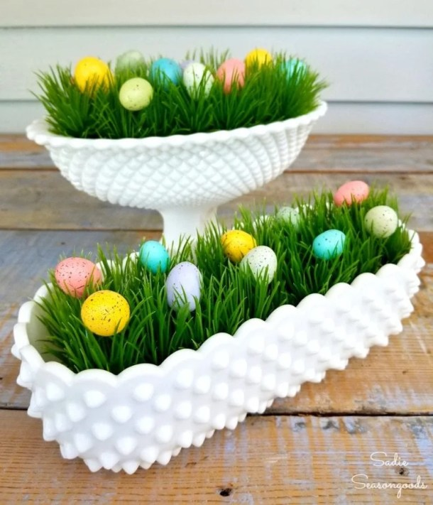 15 DIY Easter Decorations to Make – Homemade Easter Decorating Ideas