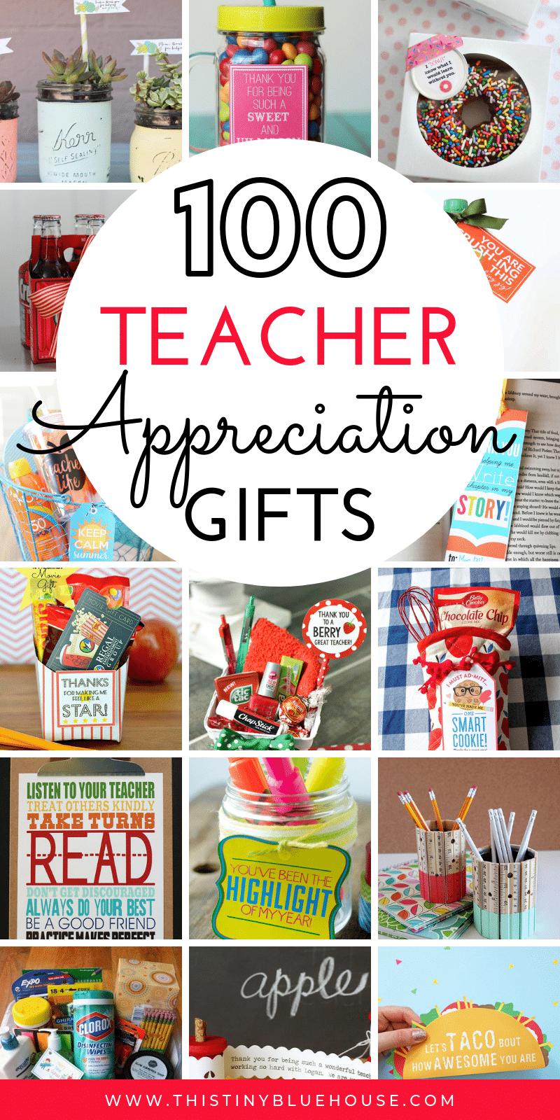 cute teacher appreciation gifts 100 best ideas  this