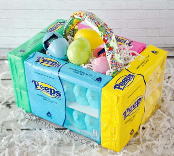 15 Cute Homemade Easter Basket Ideas (Part 2)