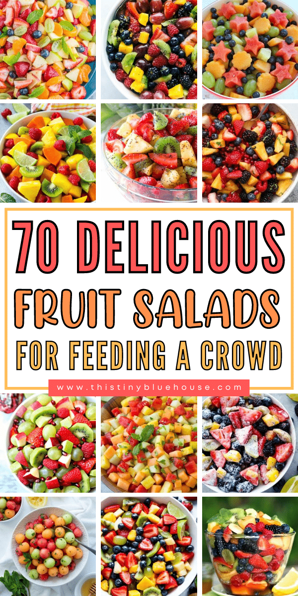 70 Delicious Fruit Salads Perfect For Feeding A Crowd