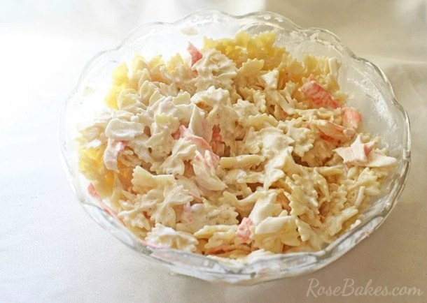 15 Easy Summer Pasta Salad Recipes (Part 1)