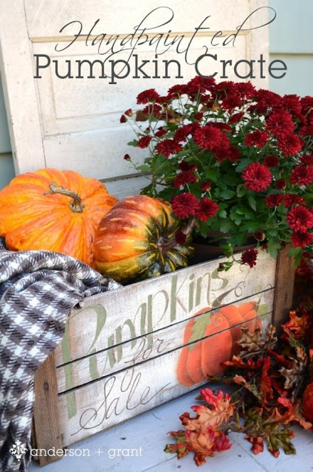 15 Cheap and Easy Fall Porch Decor Ideas (Part 1)