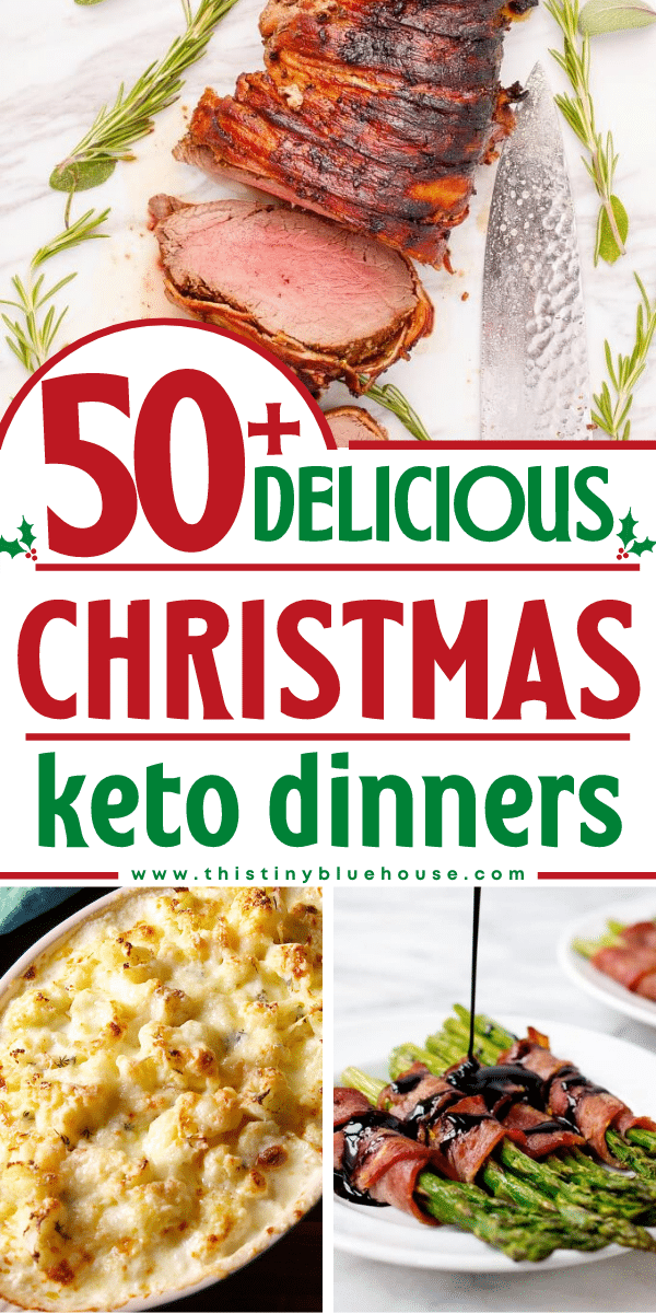 50+ Delicious Christmas Keto Dinners