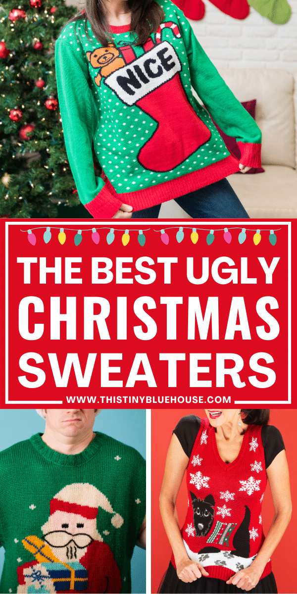 The Best Ugly Christmas Sweaters For The Whole Family