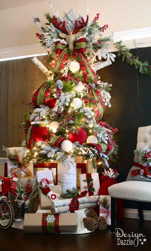 20 Stunning Christmas Tree Ideas 2019 (Part 1)