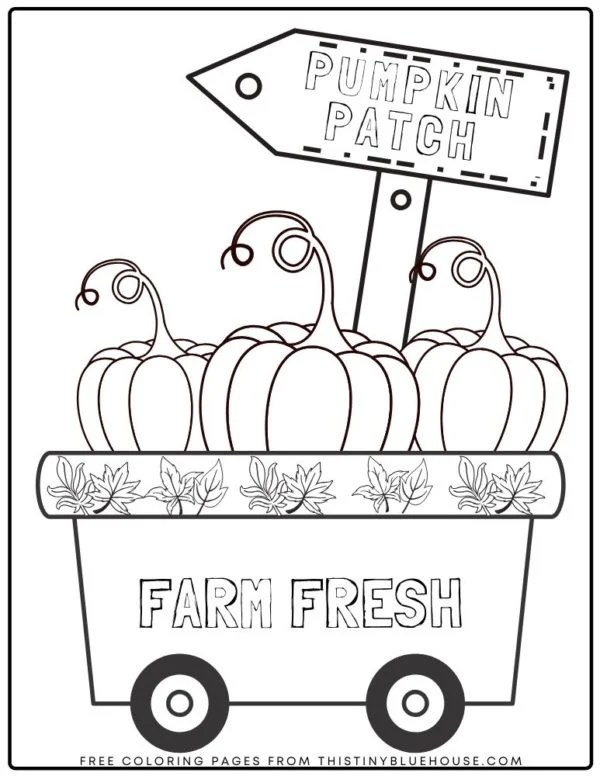 6 Free Printable Fall Coloring Pages For Kids This Tiny Blue House