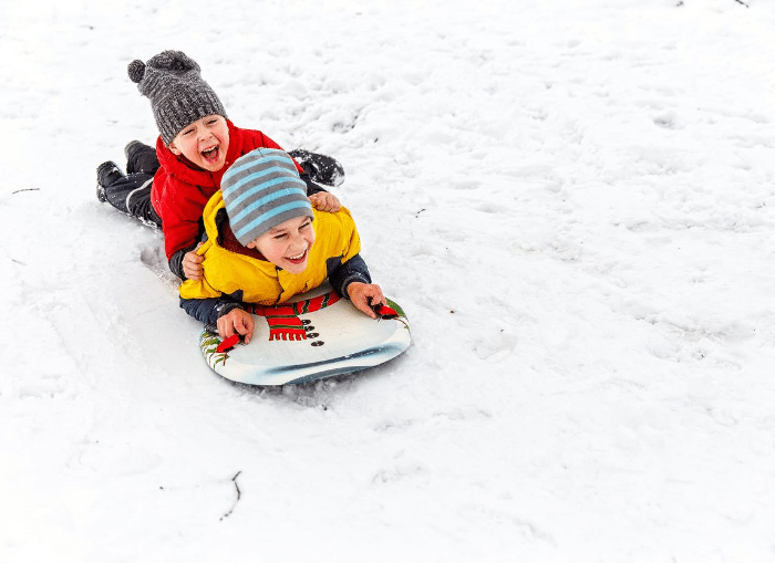 25 Best Boredom Busting Kids Outdoor Winter Activities