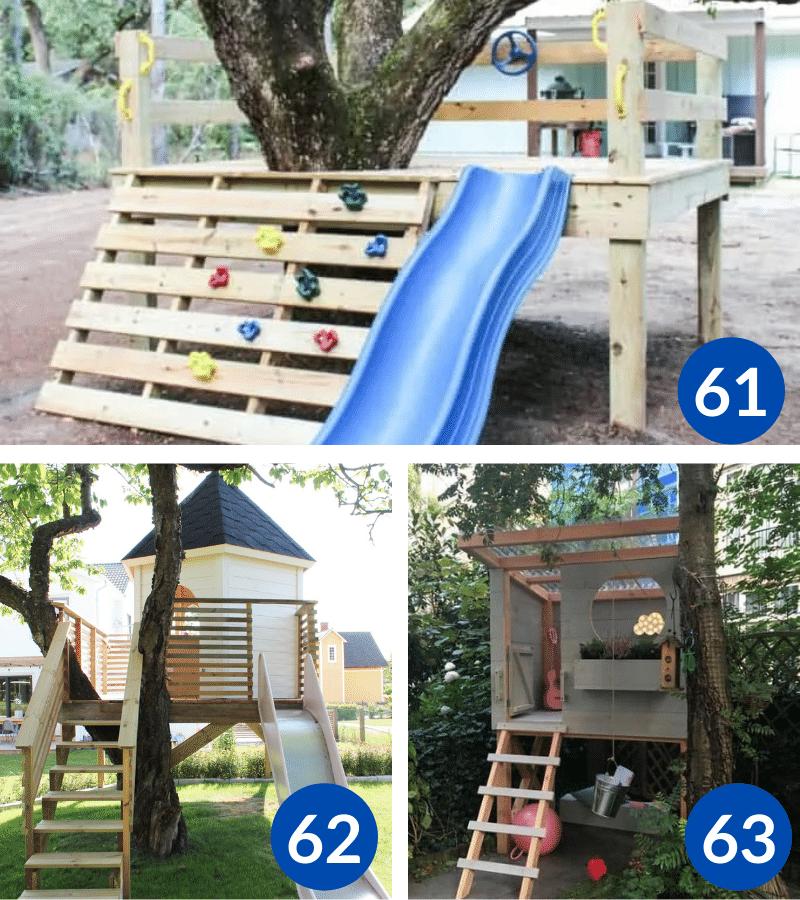 75+ Ridiculously Fun DIY Backyard Ideas For Kids