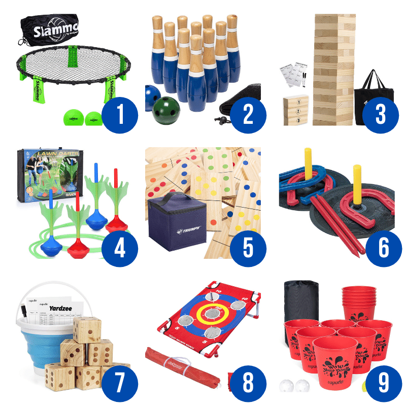 best outdoor games for families