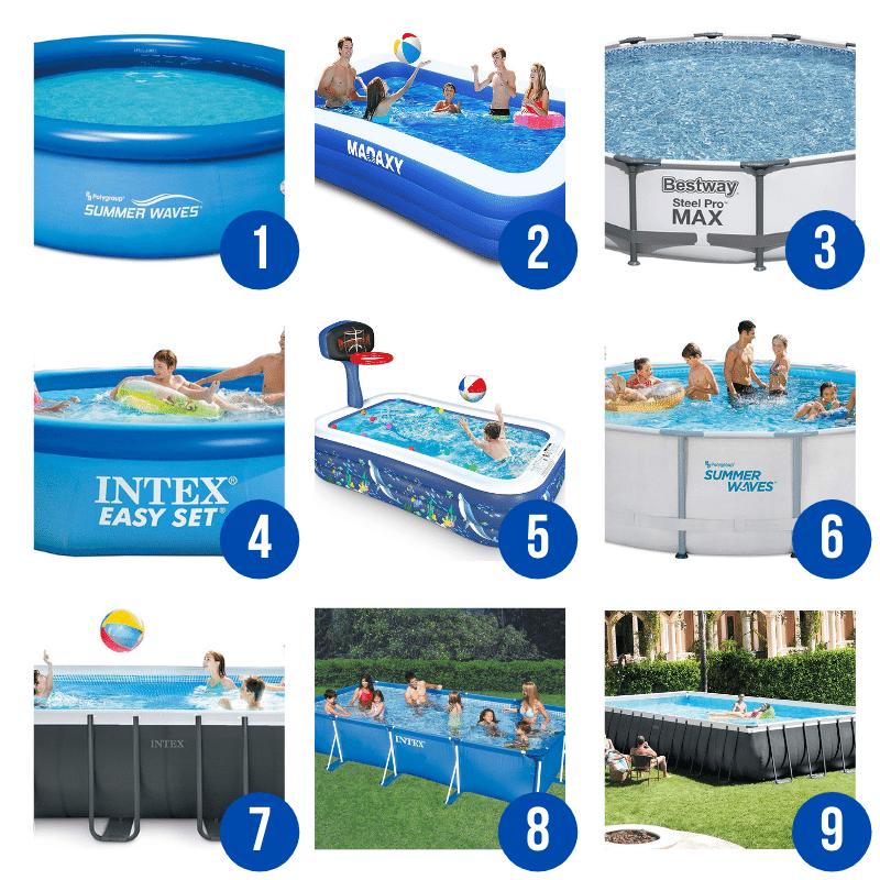 backyard pools for families