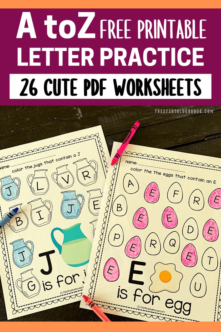letter recognition game for kids