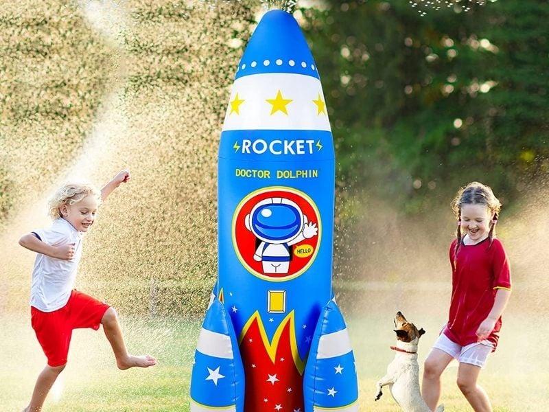 fun backyard games for kids
