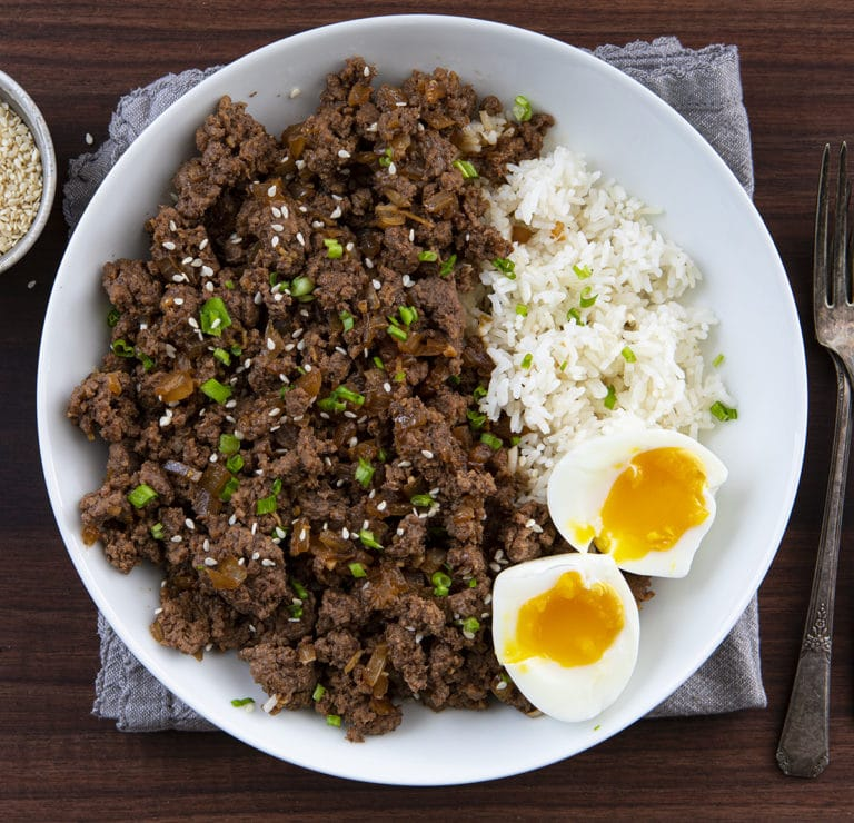 quick and easy ground beef dinners