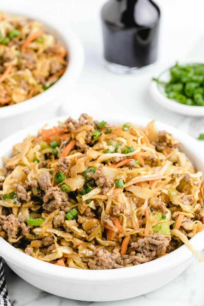 healthy ground beef dinner recipes