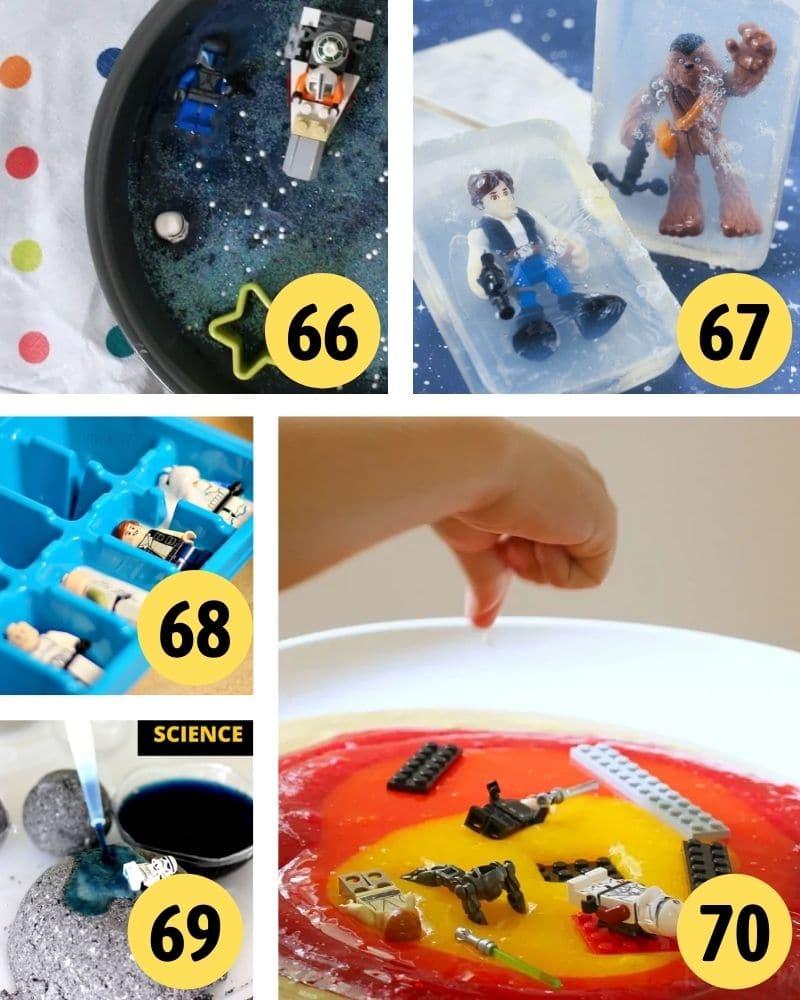 STEM Star Wars Activities For Kids