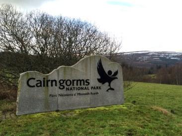 The Cairngorms National Park, Glenlivet