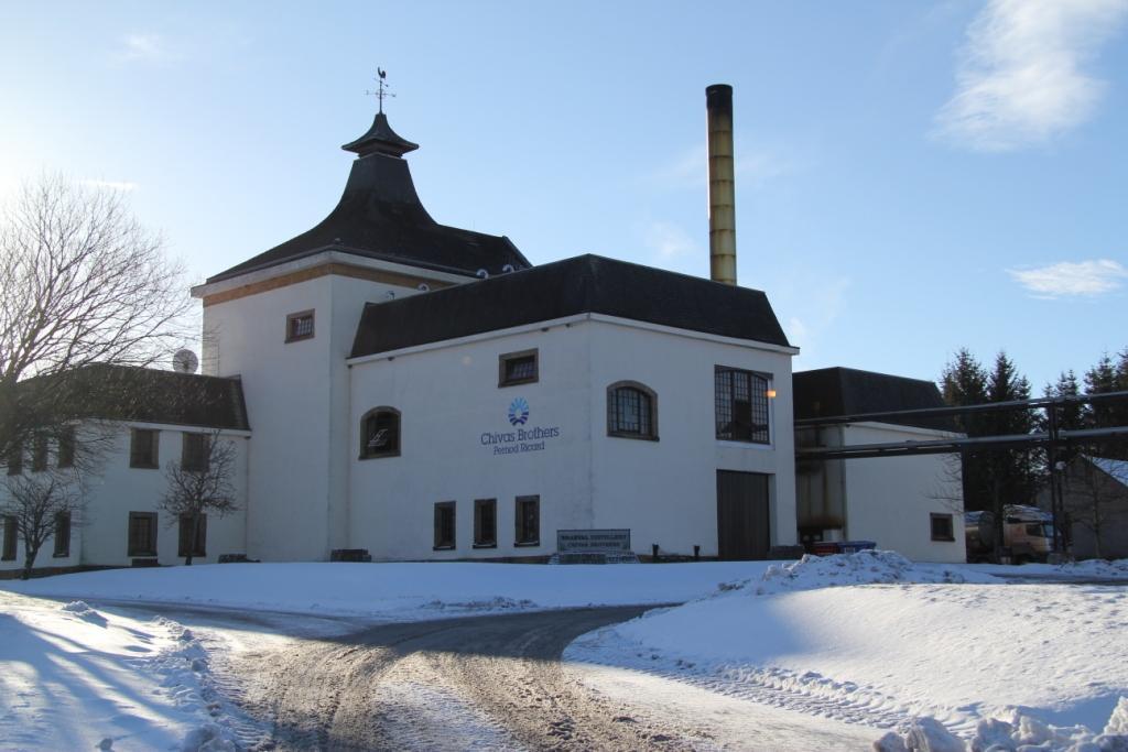 Braeval Distillery, Chapeltown