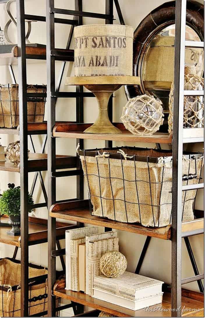 Industrial Farmhouse Decorating - Thistlewood Farm