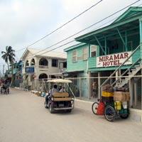 Miramar Hotel, Caye Caulker Belize