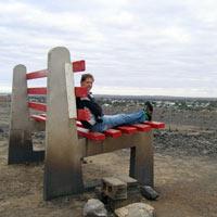 the Big Seat