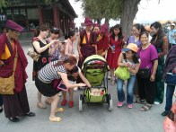 sideshow act in Beijing Trip - Summer Palace