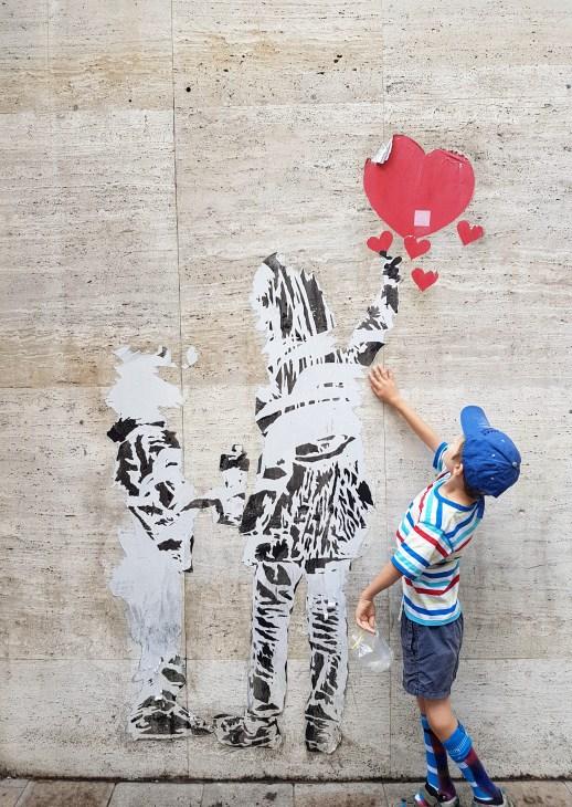 Graffiti in Padua