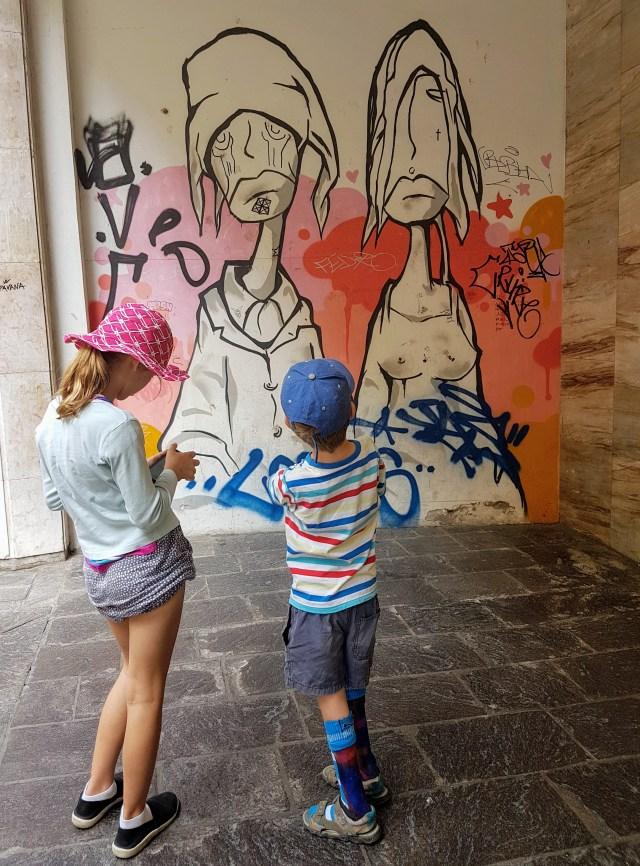 Kenny Random Graffiti in Padua