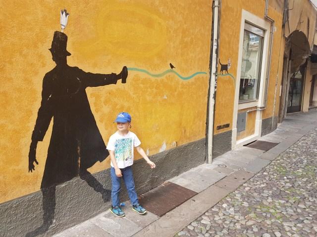 Graffiti Artist in Padua