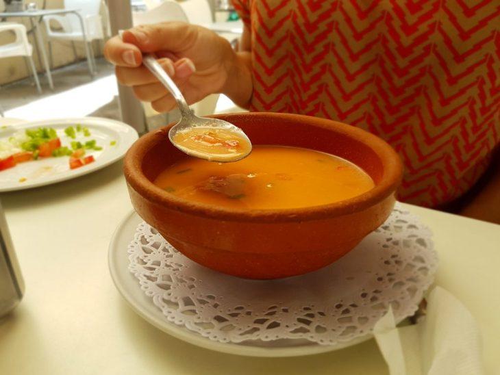Gazpacho, Spanish cold tomato soup