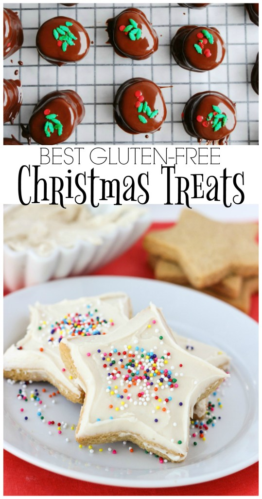 These are the BEST gluten-free Christmas treats from around the web. Everyone will love them!   gluten-free christmas treats   gluten-free christmas cookies   gluten-free christmas sweets   gluten-free christmas treats   gluten-free holiday treats   gluten-free holiday sweets    This Vivacious Life #glutenfreechristmas #glutenfreesweets #glutenfreetreats