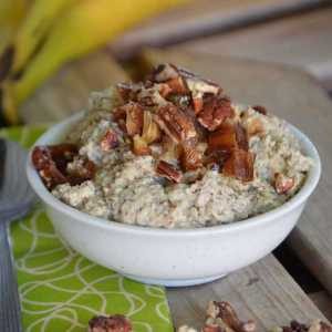 """Paleo, No-Oats """"Fauxtmeal"""" Whole30 Ingredients"""