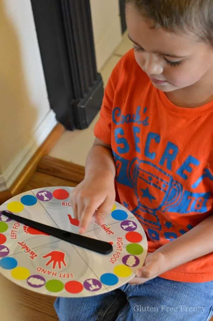 Pretzel Party Games: Twister! This is so fun... Learn how easy it is to put together your own pretzel bar for a party on national pretzel day or any other occasion!
