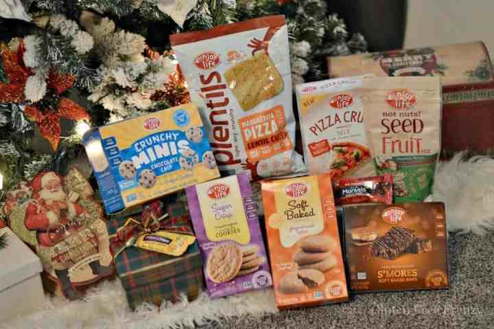 Win the ENTIRE Enjoy Life Foods line of products this holiday during our 25 Days of Gluten-Free Giveaways™!