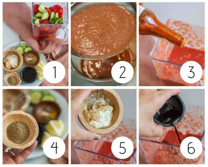 step by step instructions for making a non-alcoholic Bloody Mary