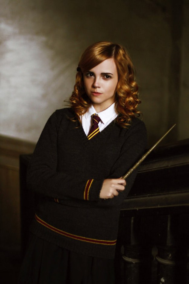Dress up like the red-haired and wand-wielding wizard Ron Weasley.