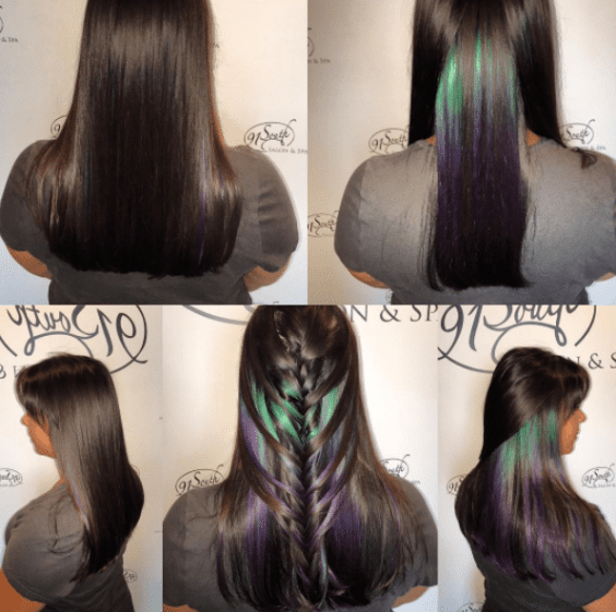 Beautiful hair trends and the hair color ideas