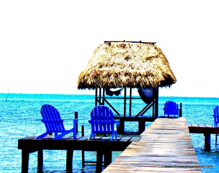 Belize wharf