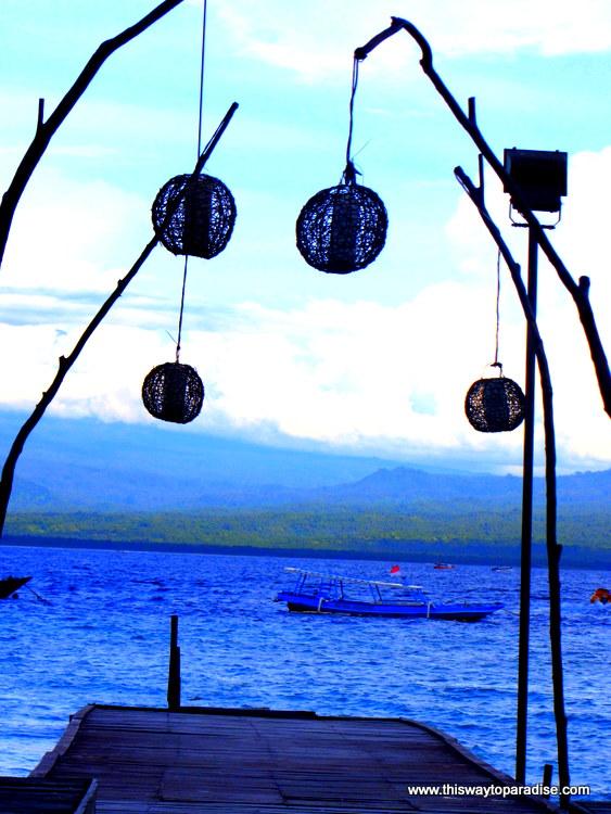 Gili Trawangan ocean view