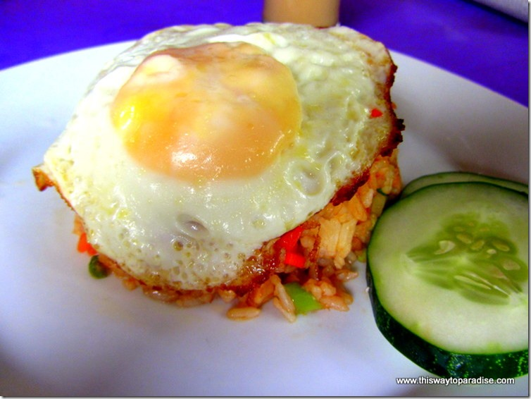 Nasi goreng in Indonesia