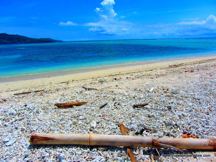 Gili Air Beach, Gili Islands