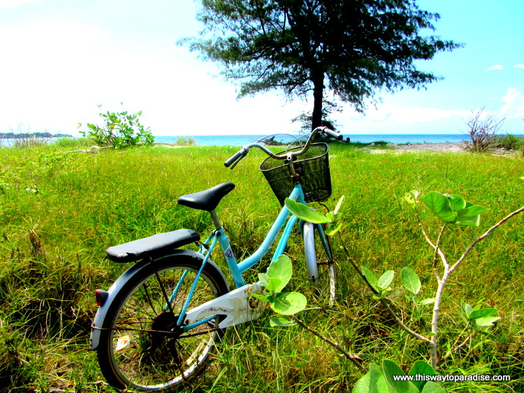Gili Air Bike, Gili Islands