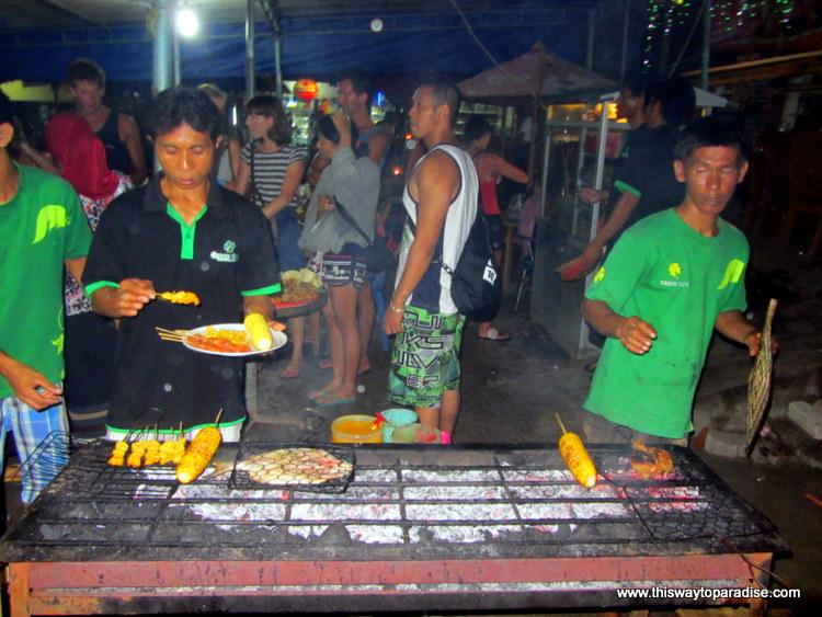 Gili Street Food Market